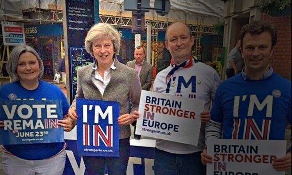 may brexit