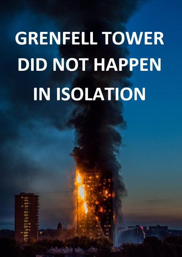 grenfell isolation