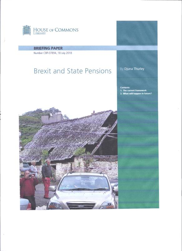 brexit and state pension